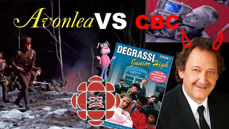 CBC Derailed the Road to Avonlea Christmas Movie and Ruined Future Reunion Films